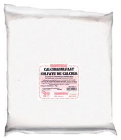 Kalciumsulfat 1 kg