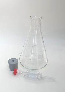 E-kolv - komplett (2000 ml)