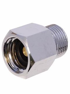 Trapetz-adapter (typ 2) för standardregulator till 425 g kolsyrepatron