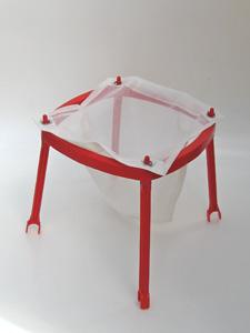 Silställning / silduk