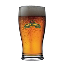 Bulldog Ölglas 500ml 6-pack