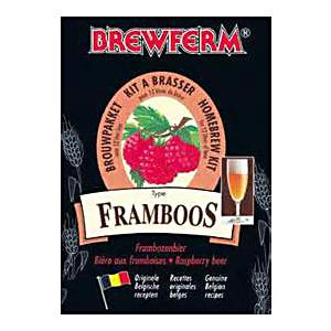 Brewferm Raspberry - 12 L