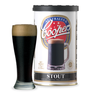 Coopers Original Stout- 23 L