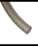 Armerad PVC-slang 6 x 11 mm, per meter