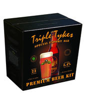 Triple Tykes Special Export Ale - Bulldog Brews