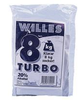 Willes 8 kg Turbojäst
