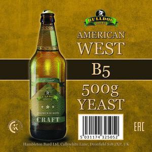 Bulldog B5 American West 500 gr