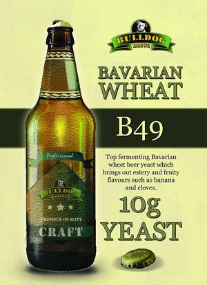 Bulldog B49 Bavarian Wheat