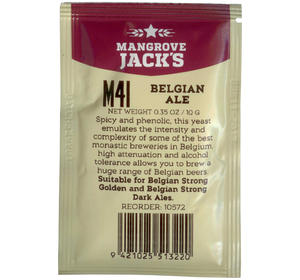 MJ Belgian Ale M41