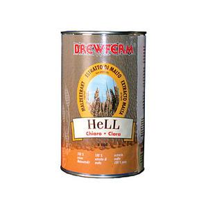 Maltextrakt - Brewferm Light 1,5 kg