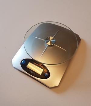 Digitalvåg (5 kg)