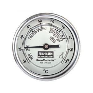 BrewMometer fast m genomföring (°C)