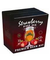 Strawberry Pale Ale - Bulldog Brews