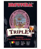 Ölsats Triple 8%  - Brewferm