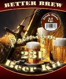 Better Brew Irish Stout - 23 L