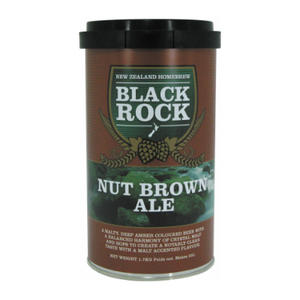 Black Rock Nut Brown Ale - 23L