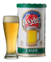 Coopers Original Lager - 23 L