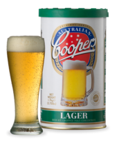 Coopers Original Lager - 23 L