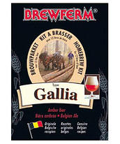 Ölsats Gallia 5,5%  - Brewferm