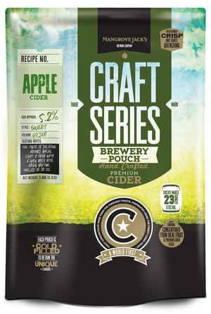 Mangrove Jack CS Apple Cider - 23 L
