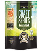 Mangrove Jack CS Passion & Peach Cider - 23 L