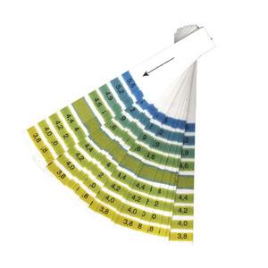 pH 3,8-5,5 Test Strips