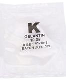 Flytande Gelatin - 10g