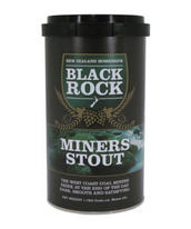 Black Rock Miner's Stout - 23L