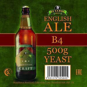 Bulldog B4 English Ale 500 gr