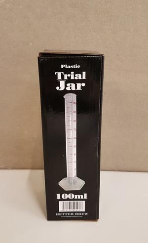 Mätglas till hydrometer 100 ml (plast) Better Brew