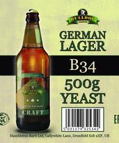 Bulldog B34 German Lager 500gr