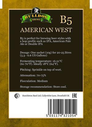 Bulldog B5 American West