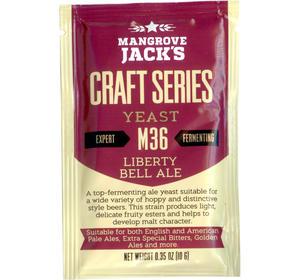 Liberty Bell Ale (Mangrove Jack's M36) 10 g