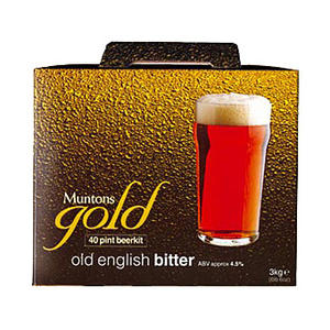 Muntons Gold - Old English Bitter