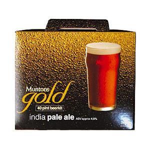 Muntons Gold - India Pale Ale