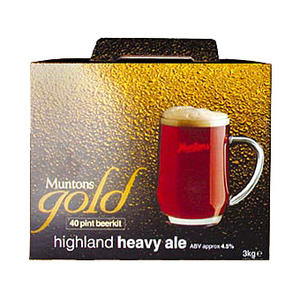 Muntons Gold - Highland Heavy Ale