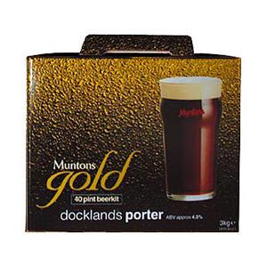 Muntons Gold - Docklands Porter