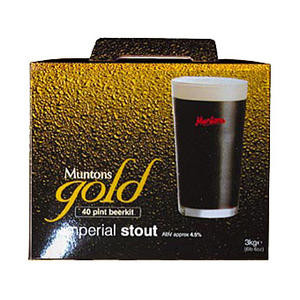 Muntons Gold - Imperial Stout