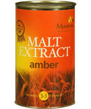 Maltextrakt Amber (Muntons) 1,5 kg