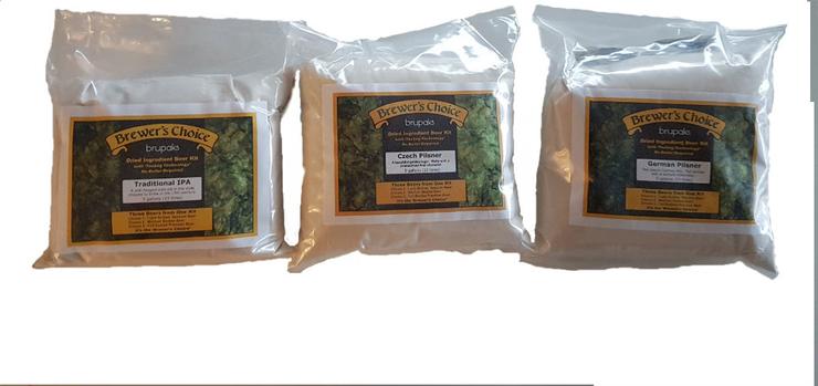 50% på Brewers Choice Brupak kits!!!!